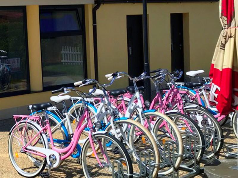 rower Bursztyn Sianożęty